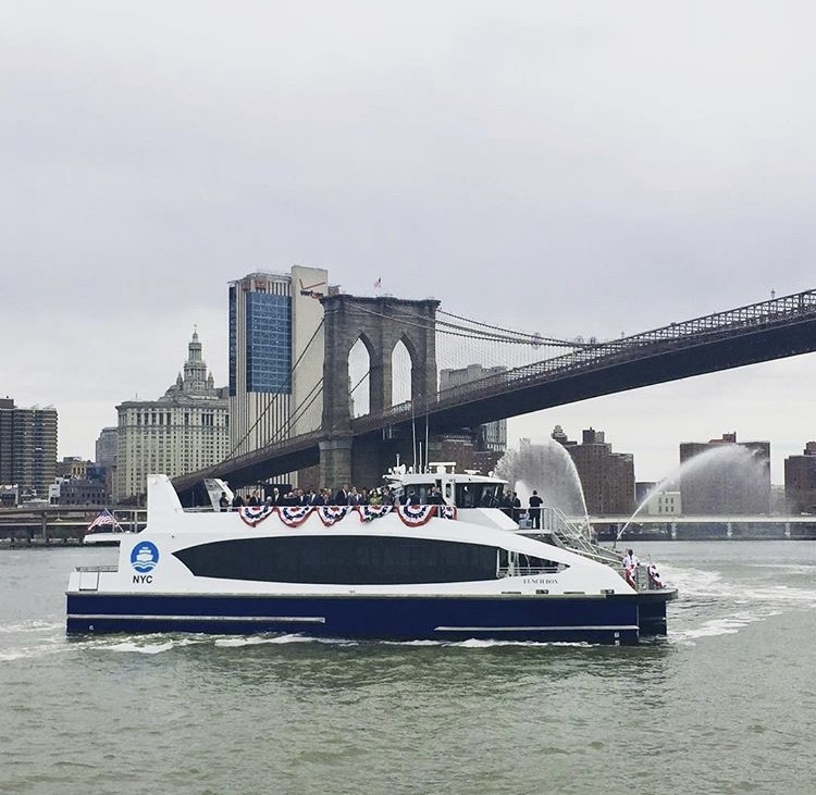 NYC Ferry to Sail to Governors Island | Governors Island